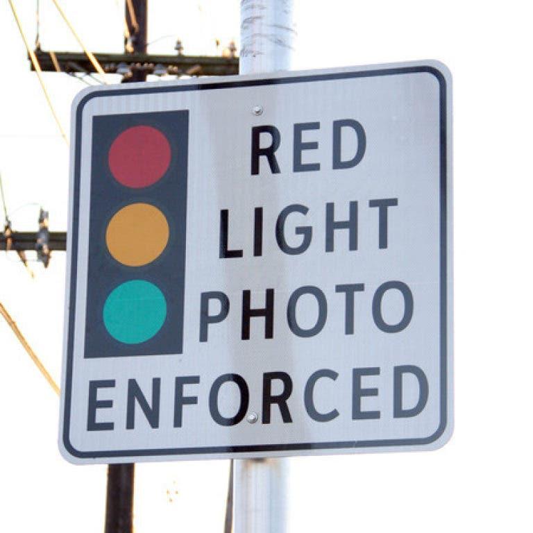 New Red Light Cameras Go Live Fair Oaks Ca Patch