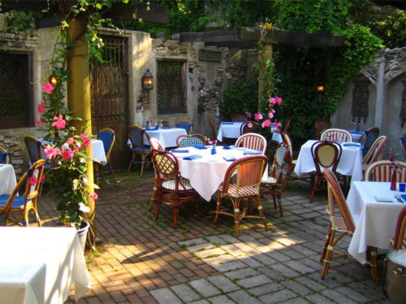 Zoubi A Restaurant Bar New Hope Pa Voted Best Outdoor Dining In Open