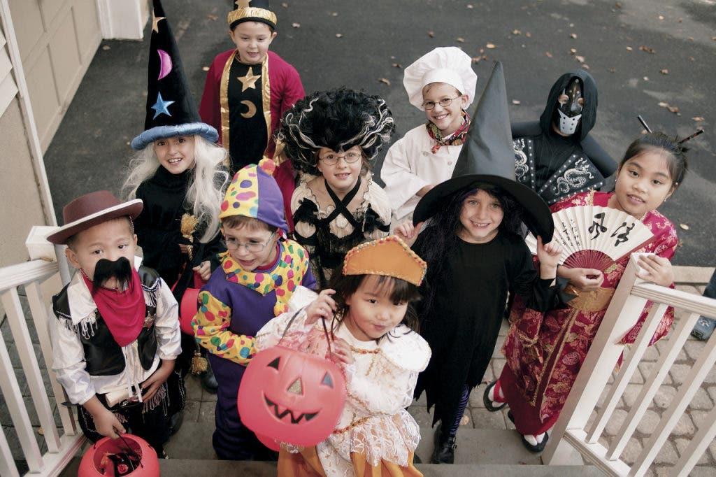How To Create A Sensory Friendly Halloween Costume