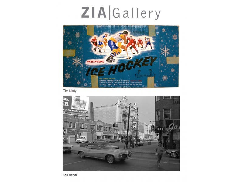 Zia Gallery To Feature Art On 1970s Chicago Winnetka Il Patch
