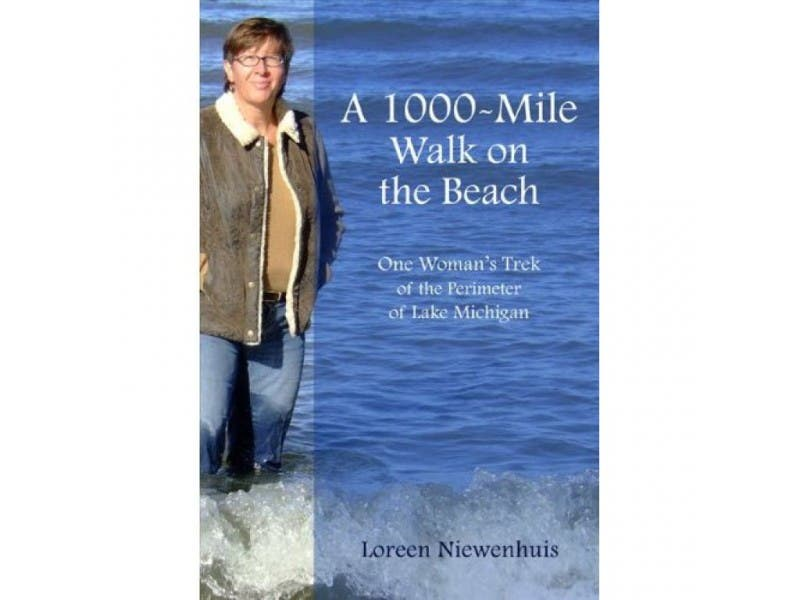 Book Discussion A 1000 Mile Walk On The Beach One Woman S Trek Of