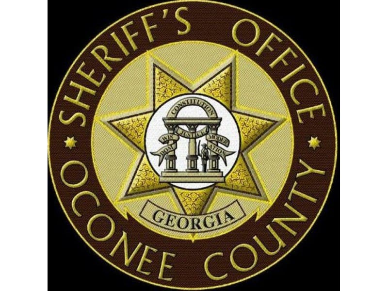 oconee sheriff u0026 39 s office crime report
