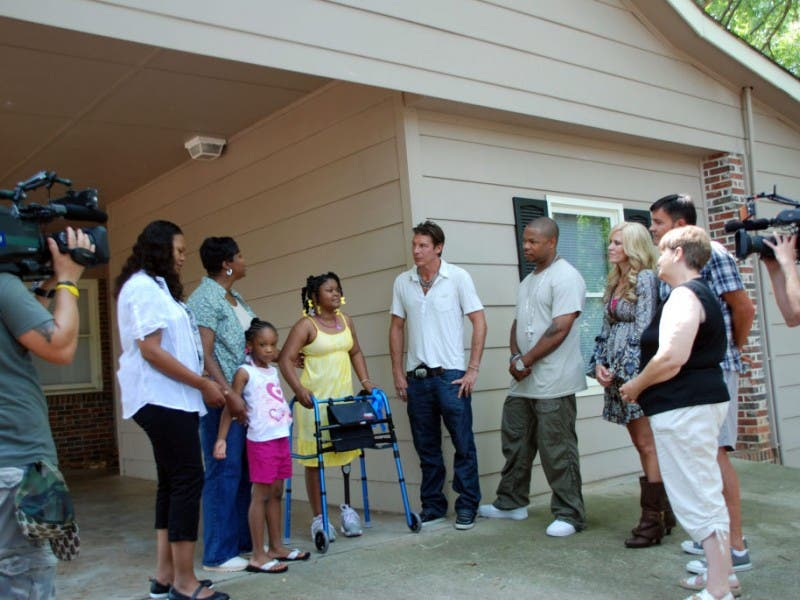 Watch extreme makeover: home edition episodes on abc | season 9.