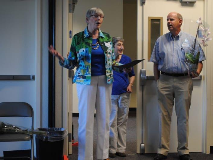 Alameda Food Bank Names Volunteer of the Year | Alameda, CA