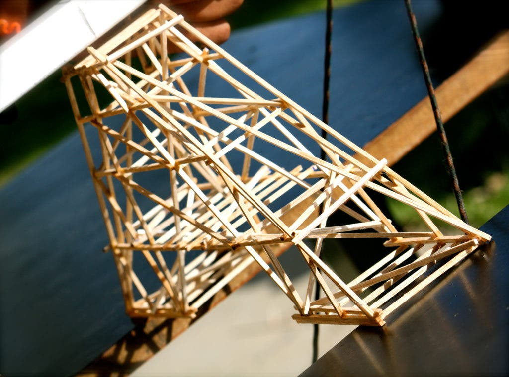 How Much Can Your Balsa Wood Bridge Hold Encinitas Ca