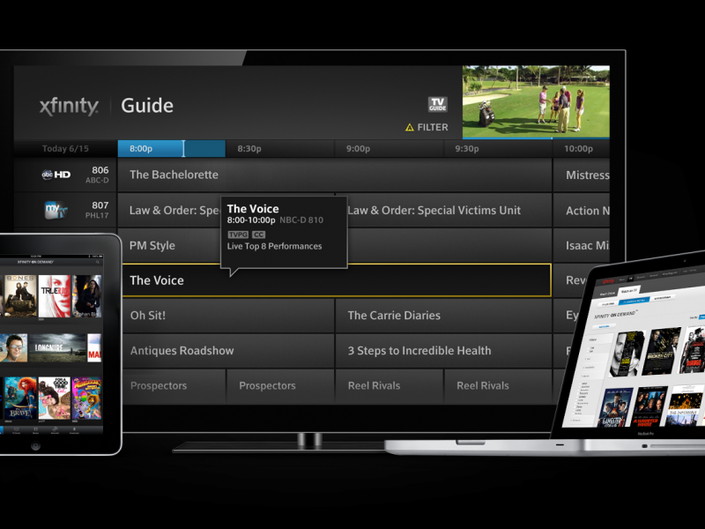 COMCAST LAUNCHES THE X1 PLATFORM FOR XFINITY IN ILLINOIS, NW