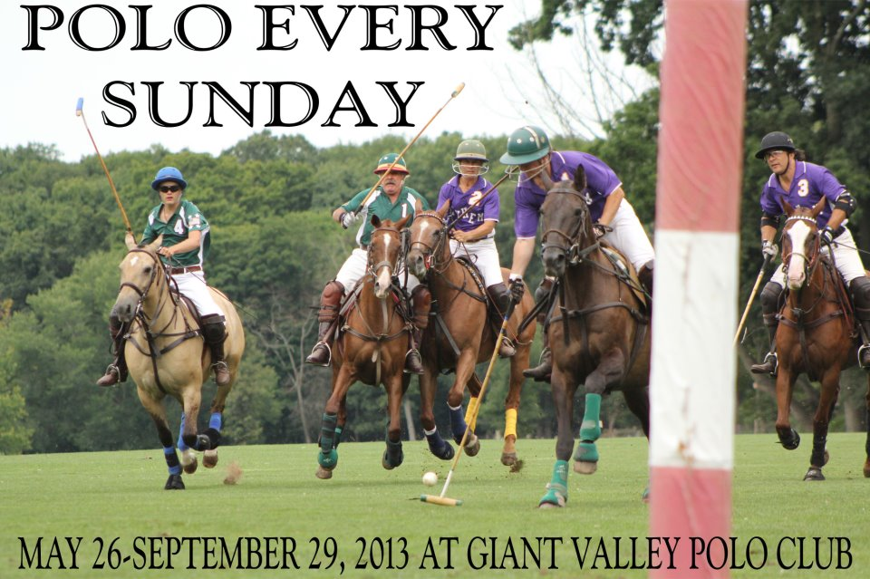 Giant Valley Polo Every Sunday Southington Ct Patch