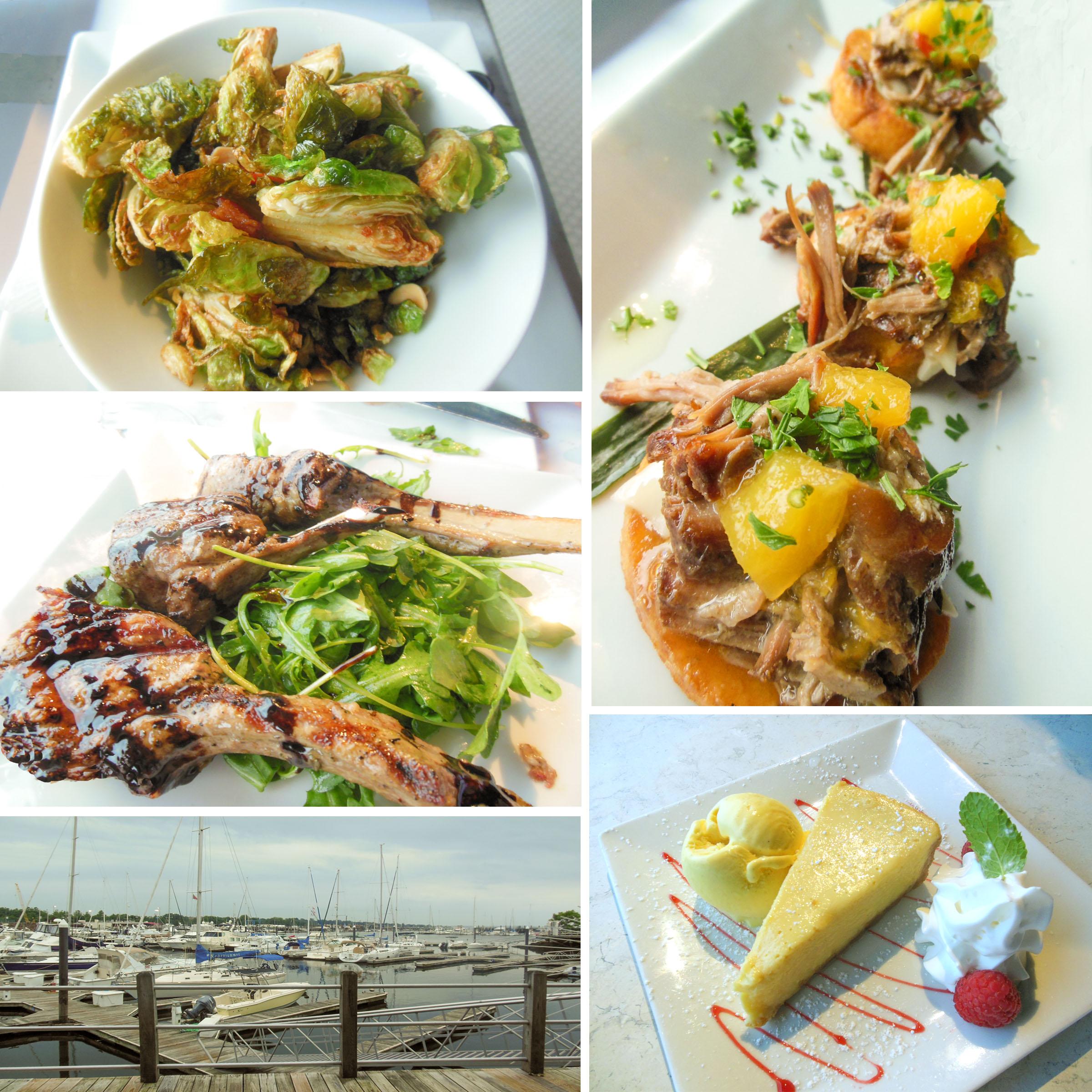 Stamford's Waterfront Dining Scene