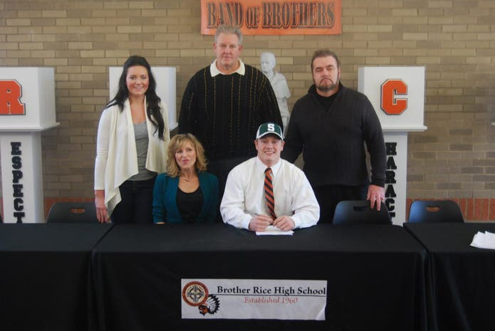Photos from Brother Rice High School Signing Day 2013 ...