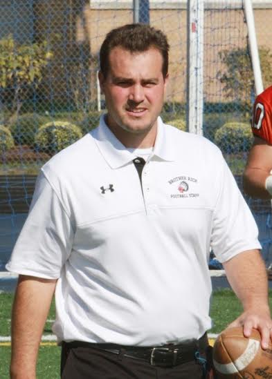 Brother Rice Names Dave Sofran New Head Football Coach ...