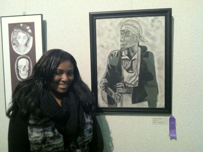 a21df34cf1 North Babylon HS Artist Awarded Best in Show in Local Showcase ...