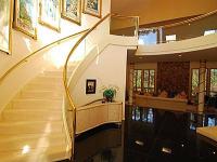 ... Bel Air Livingston $3.8M Home Features Grand In Door Pool 7 ...