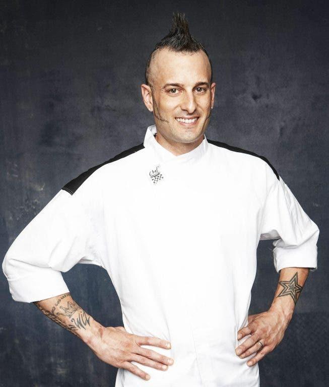 Beyer Holds Serve On Hell S Kitchen Patchogue Ny Patch