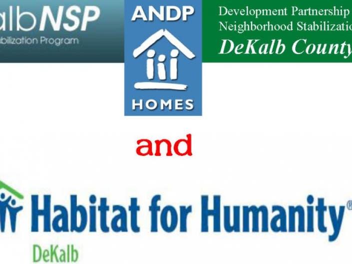 Habitat for Humanity Program DeKalb & Neighborhood