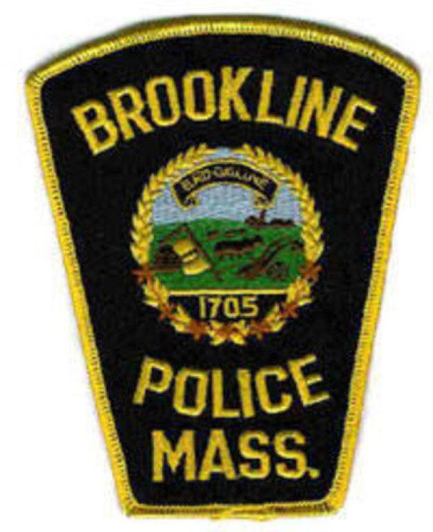 Brookline Police Department logo