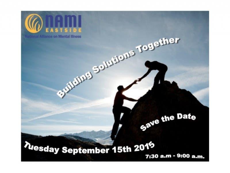 Nami Eastside Schedules Fundraising Breakfast Gala Redmond Wa Patch