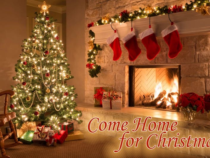 Come Home For Christmas.Come Home For Christmas At Special Christmas Eve Eve Service
