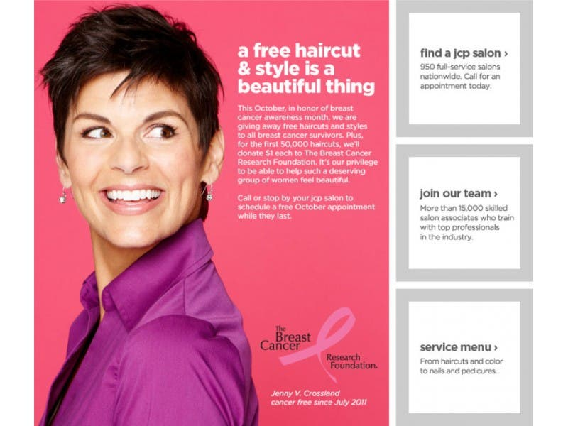 Free Haircuts For Breast Cancer Survivors Watsonville Ca Patch