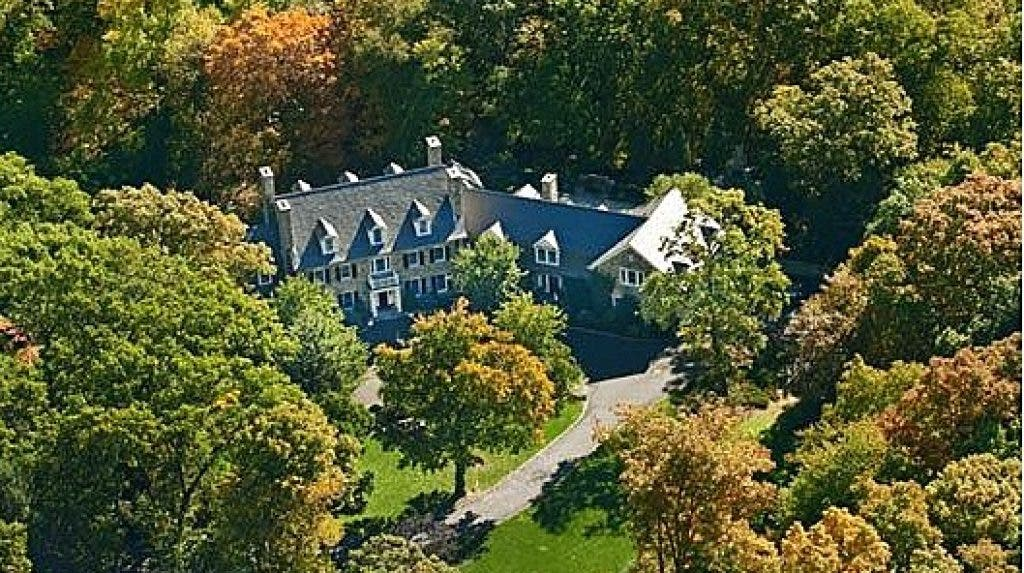 Round Hill Rd  Home Sells for $10 5 Million | Greenwich, CT