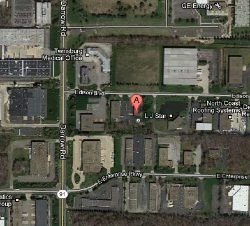 Company Offered Tax Incentives To Move To Twinsburg