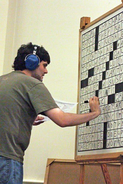 Norwalk Crossword Buff Earns Second Straight Win in ...