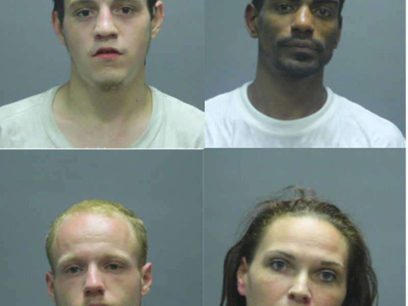 Woonsocket Police Arrest Four On Various B&E Charges