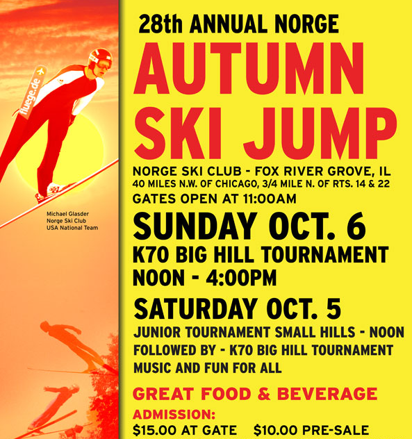 Happening This Weekend: Fox River Grove: Homecoming Parade, Norge, 5K Run