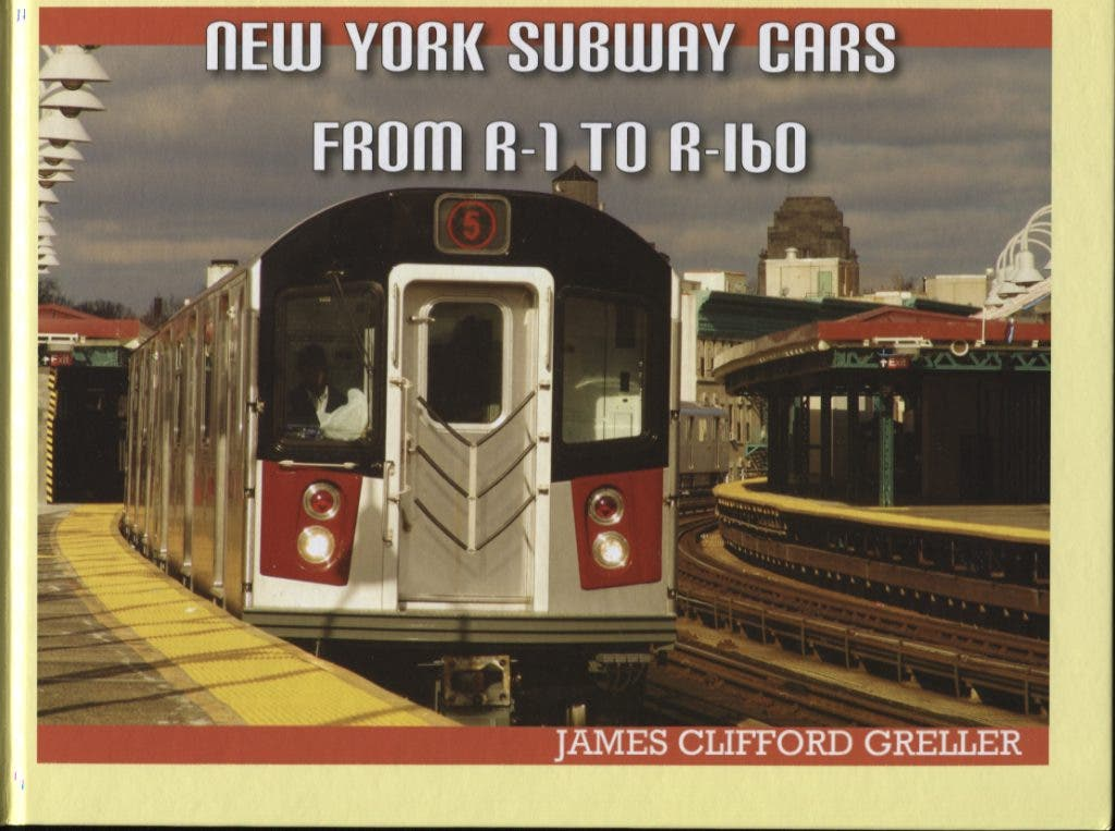 Subway Car Design: New York City Subway Cars R1 to R160