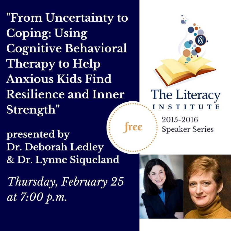 Resilience For Anxious Students >> Using Cognitive Behavioral Therapy To Help Anxious Kids Find