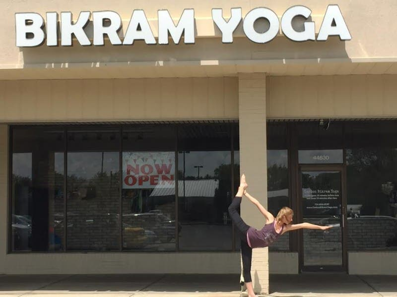 Heat Up And Reap The Benefits At Canton Bikram Yoga