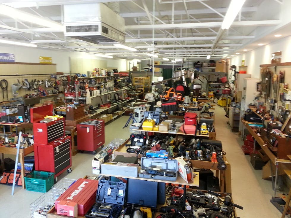 The Tool Store >> Refresh Your Workshop With A Visit To The Tool Shop