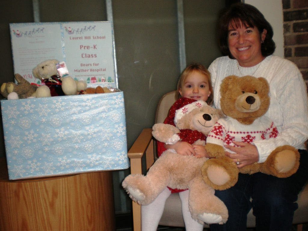 Does Pre K Make Any Difference >> Preschooler Helps To Make A Difference For Sick Kids At
