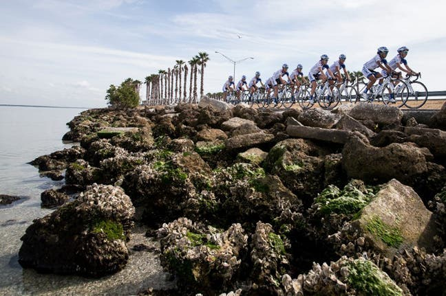 2016 Unitedhealthcare Pro Cycling Team Announced At Palm