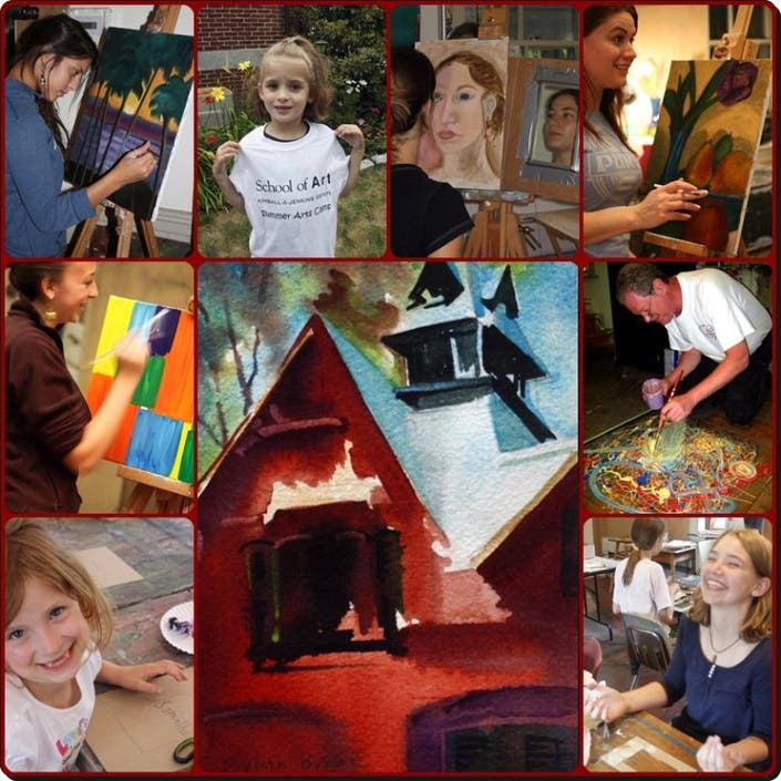 Art Classes for Kids, Teens and Adults | Concord, NH Patch
