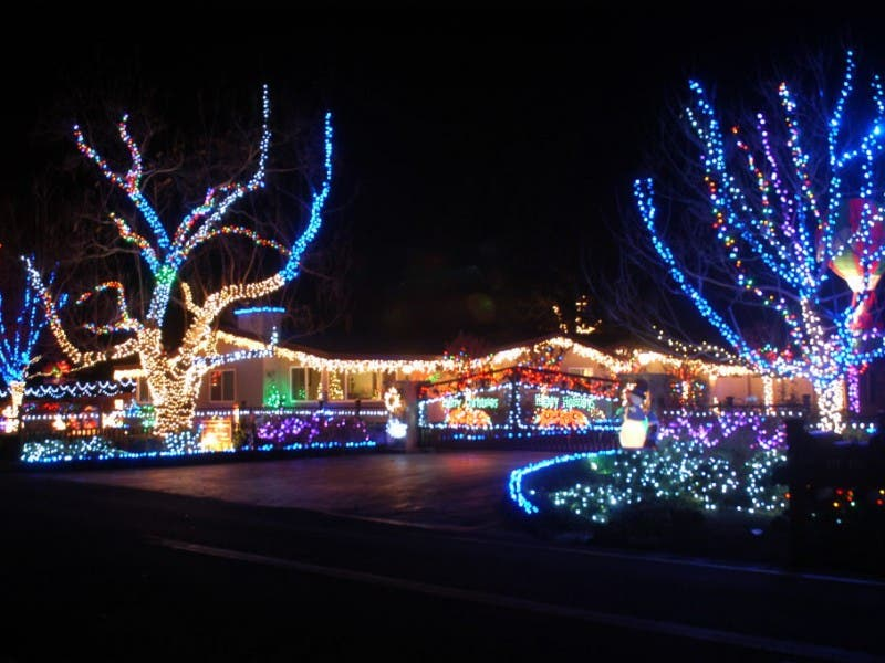 Where are Napa\'s Best Christmas Lights? | Napa Valley, CA Patch
