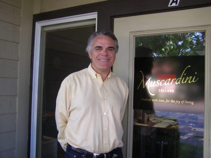 Who S Who In Sonoma Michael Muscardini Sonoma Valley