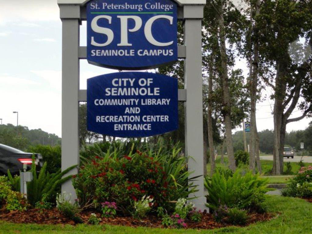 Seminole Campus Prepares For Obama's Visit   Tarpon Springs