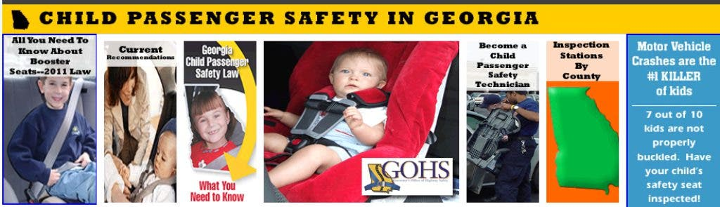 Physical Restraint Common At Georgias >> Georgia Child Restraint Law Changes July 1st Roswell Ga Patch