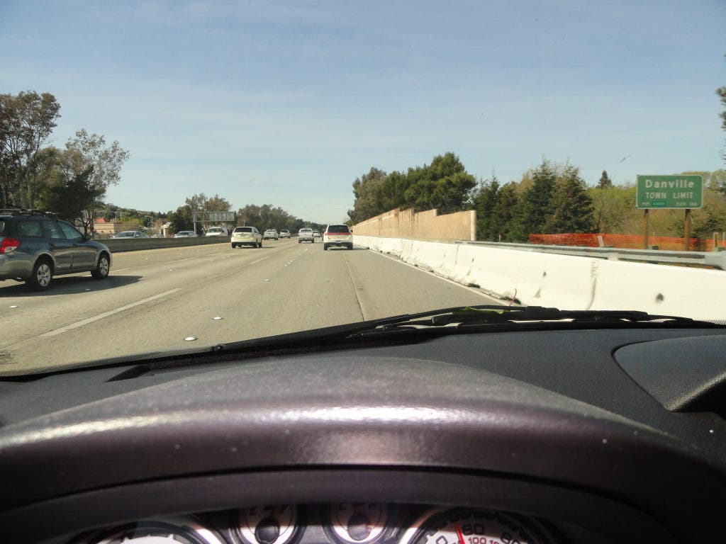 I-680 Construction a Nightmare for Some Drivers | San Ramon