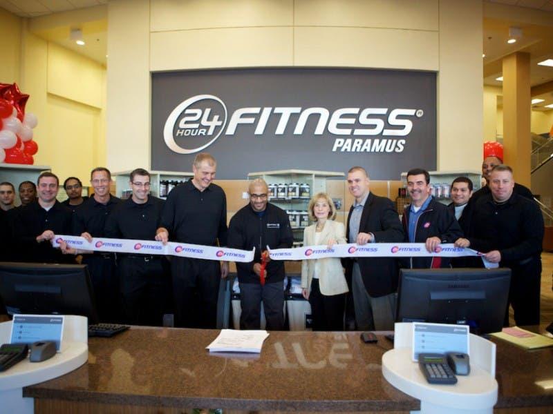 24 Hour Fitness Opens Paramus Nj Patch