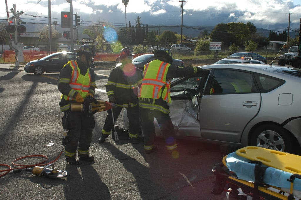 By Photo Congress || Accident On Highway 29