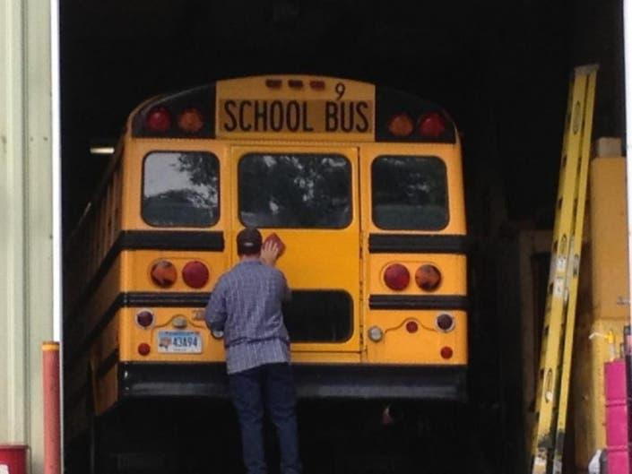 School's Bus Transportation Proposals Request Just 'Due