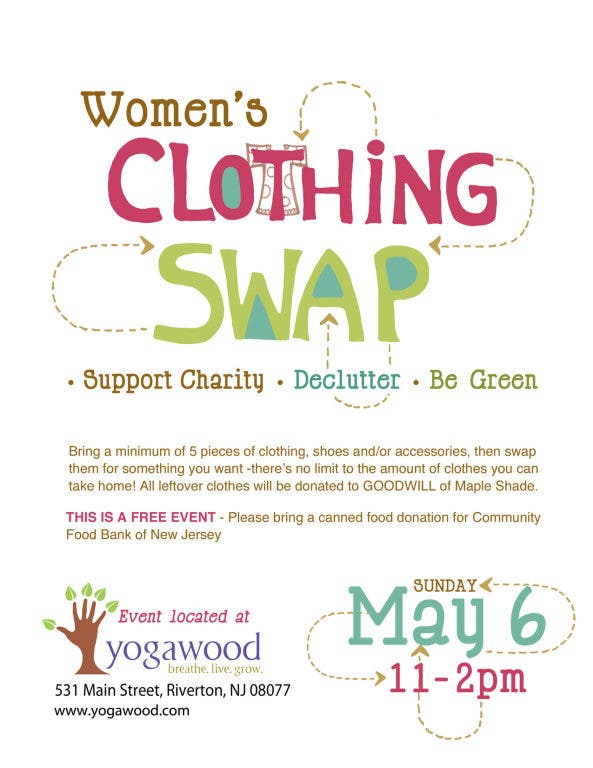 Clothing Swap an Exercise in Give and Take | Moorestown, NJ