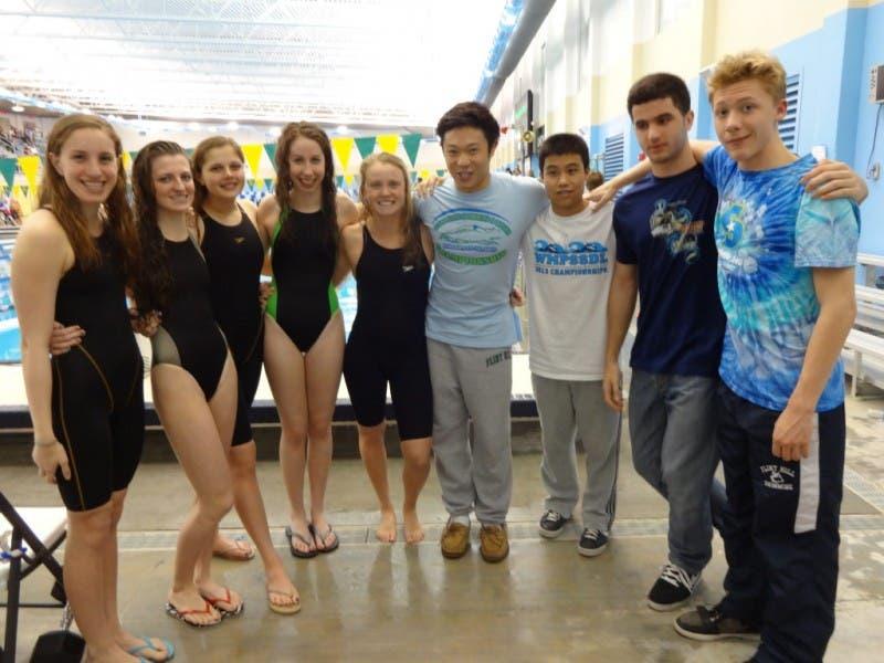 Flint Hill Teams Swim School Records Oakton Va Patch