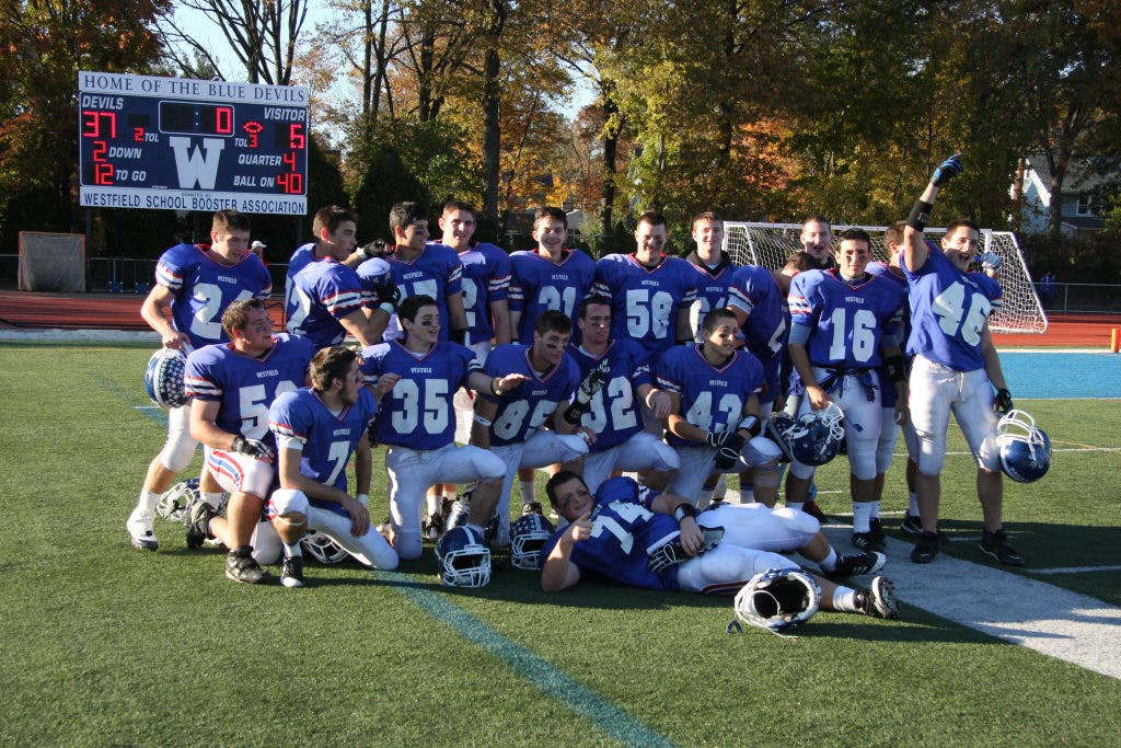 quality design 54fc7 88652 Westfield Football Hopes to Continue Thanksgiving Day ...