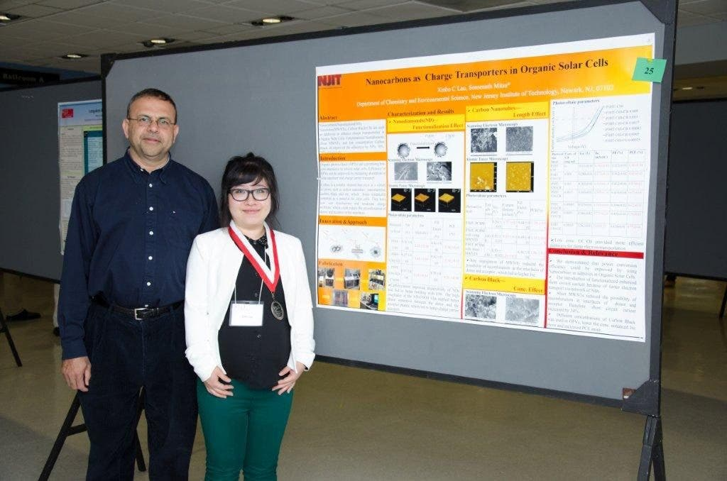 Biomed Innovations, Architecture, Nano Carbons Take Top Honors at