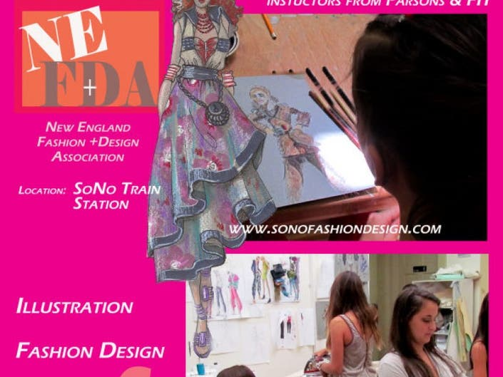 New England School Of Fashion Design School Style