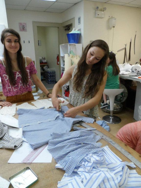 New England Fashion Design Association Announces Summer Camp After School Program And Professional Workshop Wilton Ct Patch
