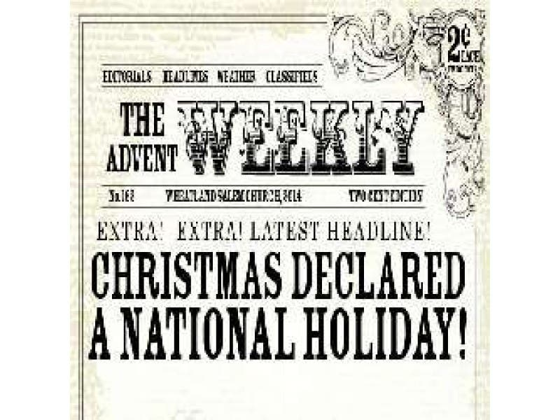 christmas in a barn adds a 3 pm christmas eve experience - Who Declared Christmas A National Holiday