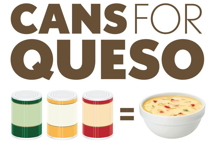 California Tortilla Launches Cans For Queso Food Drive To